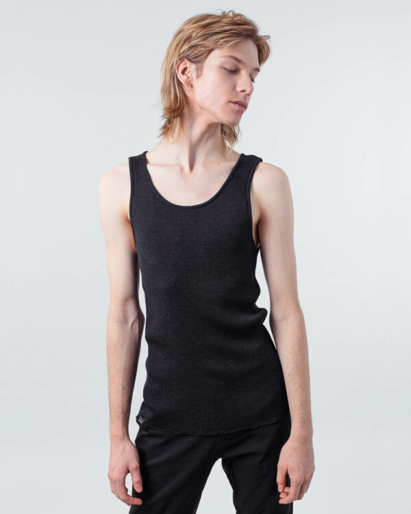 FOGG_Gildeskal_Singlet_Tank-Top_Under_Svart_Black_Front.jpg