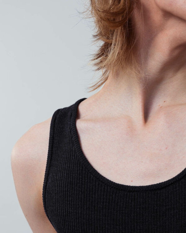 FOGG_Gildeskal_Singlet_Tank-Top_Under_Svart_Black_Front_Detail.jpg