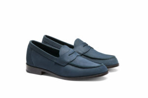 Sko-Loafer–Aurlands-blå